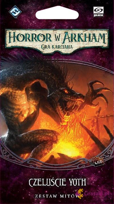 Horror w Arkham: Gra karciana - Czeluście Yoth | Galakta